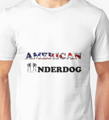 American Underdog - Silenced Unisex T-Shirt