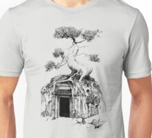 and thus, i stood before the door into my own true self and stepped forward. Unisex T-Shirt