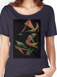 Layer Face Women's Relaxed Fit T-Shirt