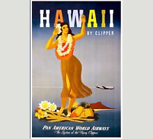Vintage poster - Hawaii Unisex T-Shirt