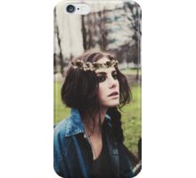 Kaya Scodelario iPhone Case/Skin
