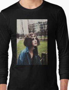 Kaya Scodelario Long Sleeve T-Shirt