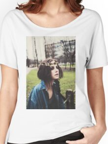 Kaya Scodelario Women's Relaxed Fit T-Shirt