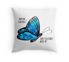 Life is Strange Butterfly Throw Pillow