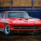 Chevrolet Corvette Stingray by Stuart Row