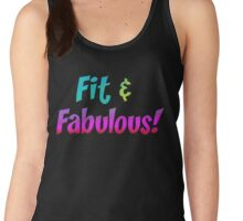 Fit and Fabulous Women's Tank Top