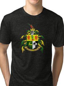O'Sullivan crest of arms Tri-blend T-Shirt