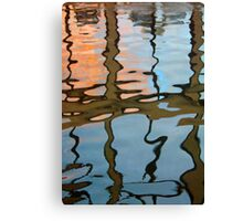 --The Reflecting Pool Canvas Print