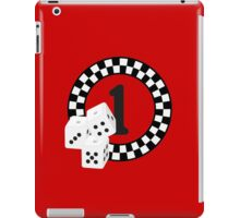 Bunco Dices - Table No One VRS2 iPad Case/Skin