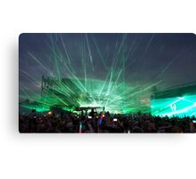 Weekend Festival Helsinki Finland 2015 Canvas Print