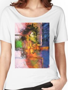 Lauryn Hill Women's Relaxed Fit T-Shirt