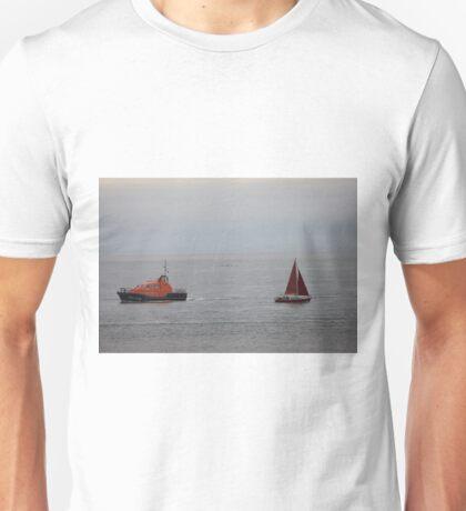 Barrow Lifeboat  Unisex T-Shirt