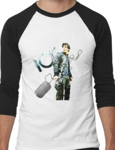 The 100 Bellamy/Forest/Dog Tag Men's Baseball ¾ T-Shirt