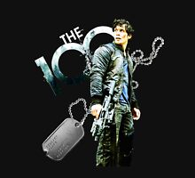 The 100 Bellamy/Forest/Dog Tag Hoodie