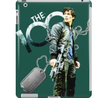 The 100 Bellamy/Forest/Dog Tag iPad Case/Skin