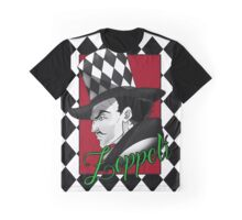 jojos bizarre adventure -Zeppeli Graphic T-Shirt