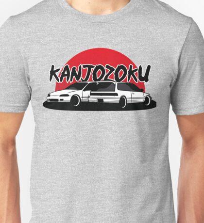 Kanjozoku - Honda Civic EG/EF Unisex T-Shirt