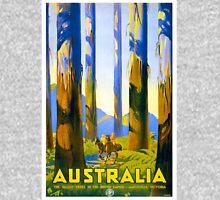Vintage poster - Australia Unisex T-Shirt