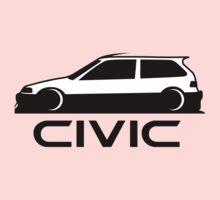 Honda Civic EF Baby Tee