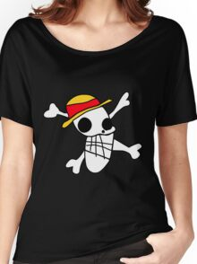 Straw Hat Pirates Women's Relaxed Fit T-Shirt