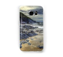 Sun sea sand & seaweed Samsung Galaxy Case/Skin
