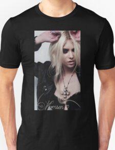 Taylor Momsen in black Unisex T-Shirt