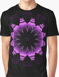 The Power of Purple I Graphic T-Shirt