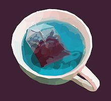 Blue Tea by roxycolor