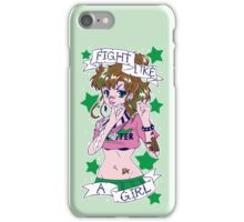 Sailor Jupiter - Punk Series iPhone Case/Skin