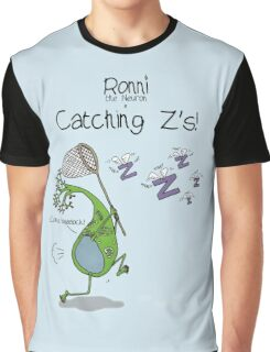 Catching Z's Graphic T-Shirt