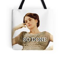 Lady Mary from Downton Abbey Tote Bag