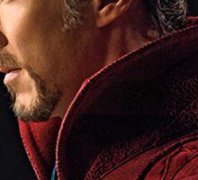 Benedict Cumberbatch Doctor Strange Sticker