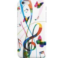 Language of Music iPhone Case/Skin