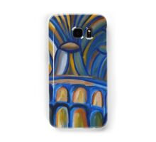 Greek Column Samsung Galaxy Case/Skin