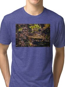 Gator baby and may flyers Tri-blend T-Shirt