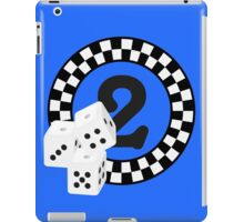 Bunco Dices - Table No Two VRS2 iPad Case/Skin