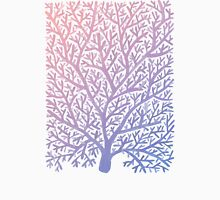 Fan Coral – Rose Quartz & Serenity Unisex T-Shirt