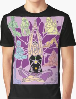 Yoga Graphic T-Shirt