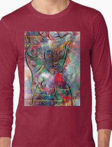 in the colors  Long Sleeve T-Shirt