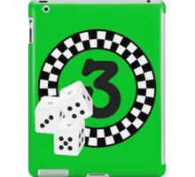 Bunco Dices - Table No Three VRS2 iPad Case/Skin