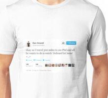 dan howel tweet Unisex T-Shirt