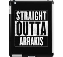 Straight Outta Arrakis iPad Case/Skin