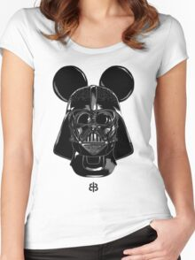 Vador Mouse Women's Fitted Scoop T-Shirt