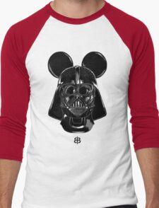 Vador Mouse Men's Baseball ¾ T-Shirt