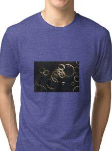 Dutch Backlit Circles Tri-blend T-Shirt