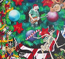 Christmas on the Moon by Kevin J Cooper