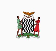 Coat of Arms of Zambia  Unisex T-Shirt