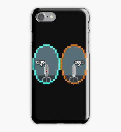 Hello Sentry! (No Logo) iPhone Case/Skin