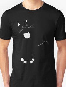 Minimalism Cat T-Shirt