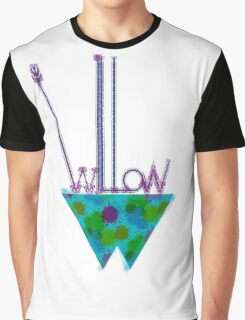 Willow Smith Graphic T-Shirt